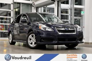 Used 2013 Subaru Legacy 2.5i * 16 POUCES * 8 PNEUS for sale in Vaudreuil-Dorion, QC
