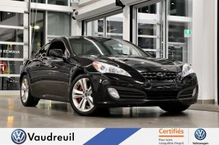 Used 2011 Hyundai Genesis Manuelle * BREMBO BRAKES * MAGS 18 PO for sale in Vaudreuil-Dorion, QC
