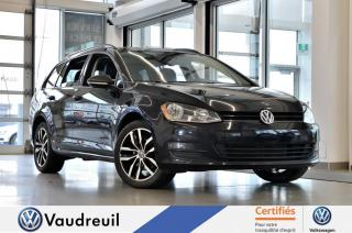 Used 2016 Volkswagen Golf Sportwagen 1.8 TSI Comfortline * TOIT PANO * 17 POU for sale in Vaudreuil-Dorion, QC