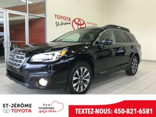 Used 2016 Subaru Outback * LIMITED * CUIR * TOIT OUVRANT * for sale in Mirabel, QC