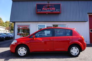 Used 2012 Nissan Versa 1.8 S AUTOMATIQUE FULL ÉQUIPÉ A/C 47 880 KM WOW !! for sale in Lévis, QC