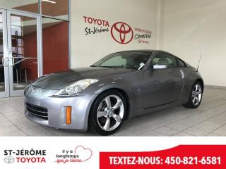 Used 2007 Nissan 350Z * * GR ELECT * A/C * for sale in Mirabel, QC