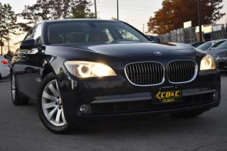 Used 2011 BMW 7 Series 750i xDrive - CERTIFIED for sale in Oakville, ON