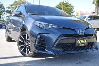 Used 2017 Toyota Corolla CERTIFIED - BACKUP CAMERA - 6 SPEED MANUAL for sale in Oakville, ON
