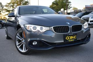 Used 2014 BMW 4 Series 428i xDrive - CERTIFIED - ONLY 18KM - NO ACCIDENTS for sale in Oakville, ON