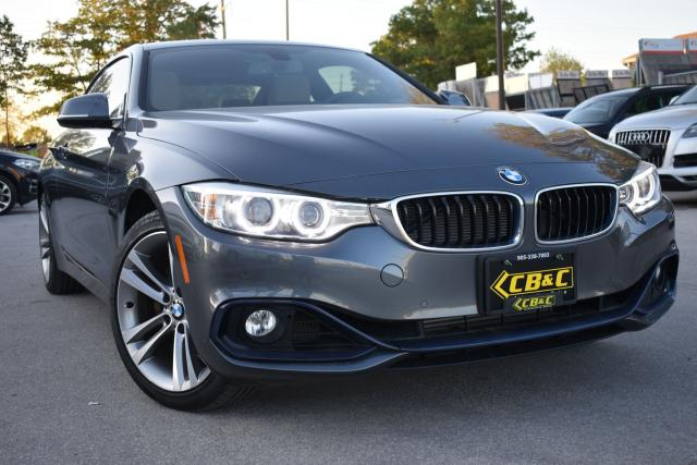 2014 BMW 4 Series 428i xDrive - CERTIFIED -ONLY 18KM - NO ACCIDENTS