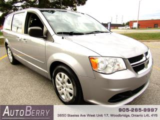 Used 2014 Dodge Grand Caravan SXT - 3.6L - FWD for sale in Woodbridge, ON