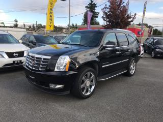 Used 2007 Cadillac Escalade for sale in Abbotsford, BC