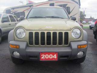 Used 2004 Jeep Liberty Sport for sale in Hamilton, ON