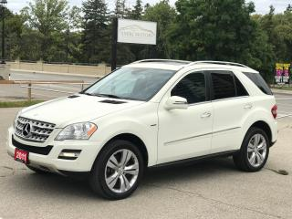 Used 2011 Mercedes-Benz M-Class ML 350 BlueTEC|No Accident|Extremely Clean for sale in Cambridge, ON