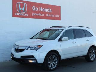 Used 2012 Acura MDX Elite AWD for sale in Edmonton, AB