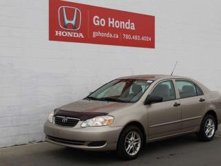 Used 2005 Toyota Corolla CE for sale in Edmonton, AB