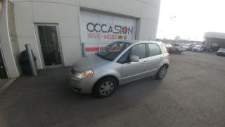 Used 2007 Suzuki SX4 Automatique +A/C+++ for sale in Boisbriand, QC