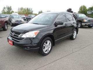 Used 2011 Honda CR-V EX for sale in Hamilton, ON