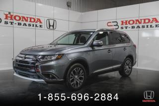 Used 2016 Mitsubishi Outlander MITSUBISHI OUTLANDER 2016 for sale in St-Basile-le-Grand, QC