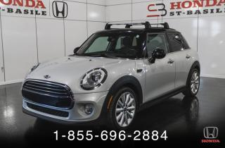 Used 2015 MINI Cooper MINI COOPER HARDTOP**CECI EST UN 2016 for sale in St-Basile-le-Grand, QC