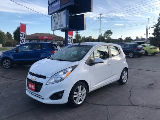 Used 2015 Chevrolet Spark LT for sale in Brantford, ON