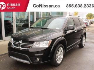 Used 2017 Dodge Journey GT 7 PASSENGER LEATHER BACK UP CAMERA DVD PLAYER for sale in Edmonton, AB