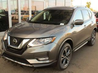Used 2020 Nissan Rogue SV 4dr AWD Sport Utility for sale in Edmonton, AB