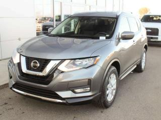 Used 2020 Nissan Rogue SV 4DR AWD SPORT UTILITY PUSH START BACK UP CAMERA for sale in Edmonton, AB