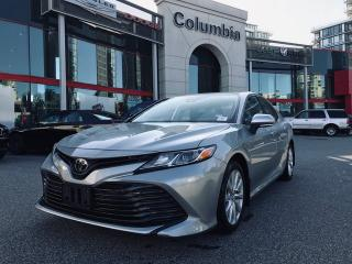 Used 2019 Toyota Camry LE - No Dealer Fees/Heated Seats/Local/Accident Free for sale in Richmond, BC