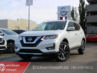 Used 2020 Nissan Rogue SL Leather | ProPilot Assist | Bose Sound System for sale in Edmonton, AB