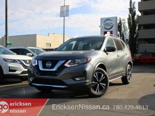 Used 2020 Nissan Rogue SV Engine Remote | Power Driver Seat | Lane Departure Warning for sale in Edmonton, AB