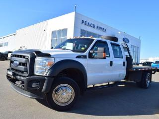 Used 2013 Ford F-550 Super Duty DRW XL for sale in Peace River, AB
