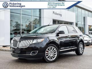 Used 2013 Lincoln MKX LOADED!! AWD! for sale in Pickering, ON