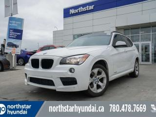Used 2015 BMW X1 XDRIVE28i/LEATHER/SUNROOF/HEATEDSEATS for sale in Edmonton, AB