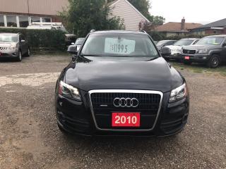 Used 2010 Audi Q5 3.2L Premium for sale in Hamilton, ON