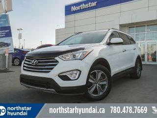 Used 2016 Hyundai Santa Fe XL PREMIUM/7PASS/AWD/HEATEDSTEERINGANDSEATS/POWERSEAT/DUALCLIMATE for sale in Edmonton, AB