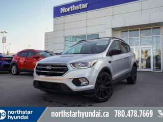 Used 2017 Ford Escape SE ECOBOOST/AWD/LEATHER/SUNROOF/NAV for sale in Edmonton, AB