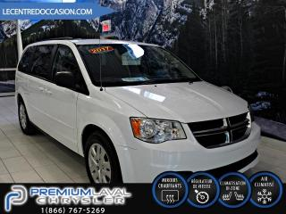 Used 2017 Dodge Grand Caravan SXT STOW AND GO/ CLIMATISATION BIZONE for sale in Laval, QC