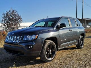 Used 2014 Jeep Compass NORTH for sale in Edmonton, AB