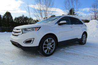 Used 2016 Ford Edge 4 portes Titanium, Traction intégrale for sale in Thetford Mines, QC