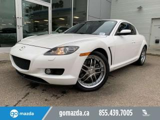 Used 2005 Mazda RX-8 GT AUTO LEATHER SUNROOF for sale in Edmonton, AB