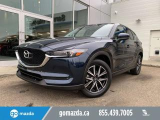 Used 2018 Mazda CX-5 GT LEATHER SUNROOF BOSE SOUND SYSTEM NAV for sale in Edmonton, AB