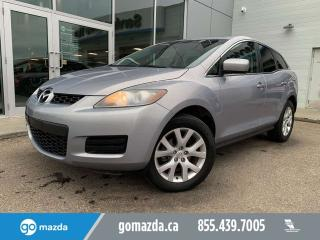 Used 2008 Mazda CX-7 GS AWD SUNROOF POWER OPTIONS for sale in Edmonton, AB