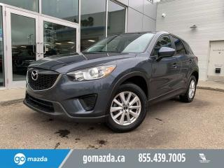Used 2013 Mazda CX-5 GX AWD POWER OPTIONS for sale in Edmonton, AB