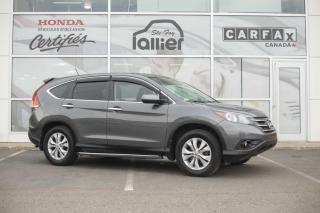 Used 2012 Honda CR-V EX-L AWD ***GARANTIE 10 ANS/200 000 KM** for sale in Québec, QC
