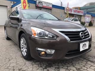 Used 2013 Nissan Altima Accident Free | Low Mileage | Ontario Car | 2.5L for sale in Oakville, ON