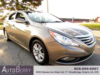Used 2014 Hyundai Sonata GLS - 2.4L - FWD for sale in Woodbridge, ON