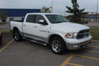 Used 2012 RAM 1500 Laramie for sale in Calgary, AB