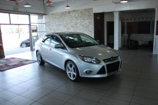 Used 2013 Ford Focus Titanium for sale in Calgary, AB