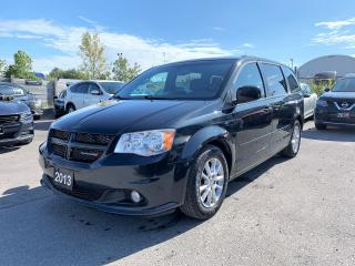 Used 2013 Dodge Grand Caravan R/T  NAVIGATION/ REAR CAM/ LEATHER for sale in Brampton, ON