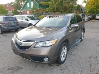 Used 2013 Acura RDX Tech Pkg for sale in Brampton, ON
