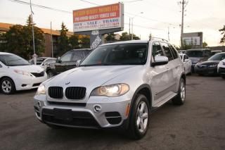 Used 2011 BMW X5 35i for sale in Toronto, ON