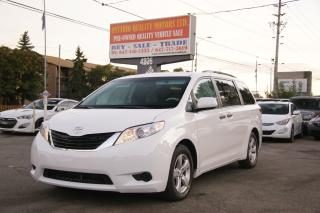 Used 2014 Toyota Sienna for sale in Toronto, ON