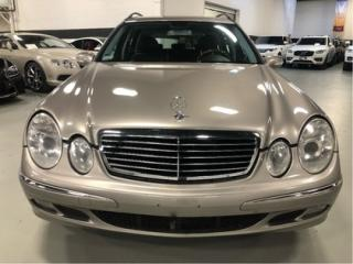 Used 2006 Mercedes-Benz E-Class E350 WAGON   4MATIC   NAVI   AS IS !! for sale in Vaughan, ON